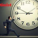 Tidsoptimist , Kondisi Yang Membuat Seseorang Sering Terlambat